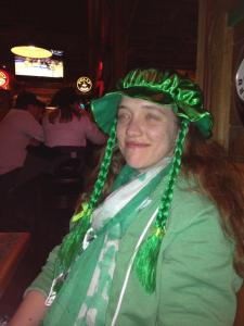 st patty's day jen olsen